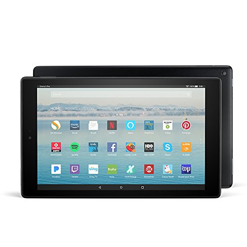 What do i want for Christmas - Amazon All New Fire HD 10
