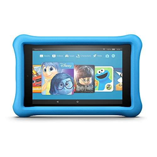 The Amazon All New Fire HD 8 Kids Edition
