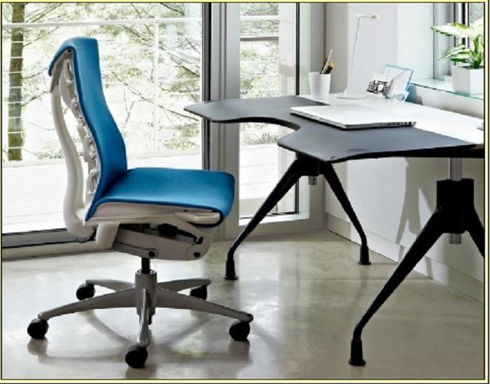 Herman Miller u2013 Embody Chair & Herman Miller Embody versus Steelcase Leap for Best Office Chair ...