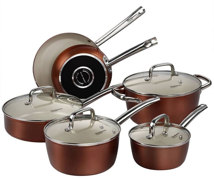 Top 5 Best Frying Pan For Gas Stove With Complete Cooking