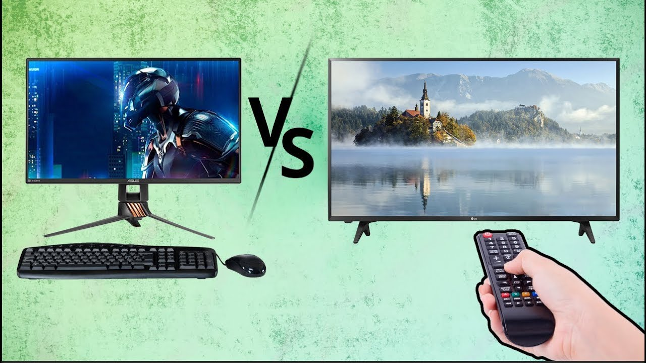 Difference Between A CCTV And PC Monitor