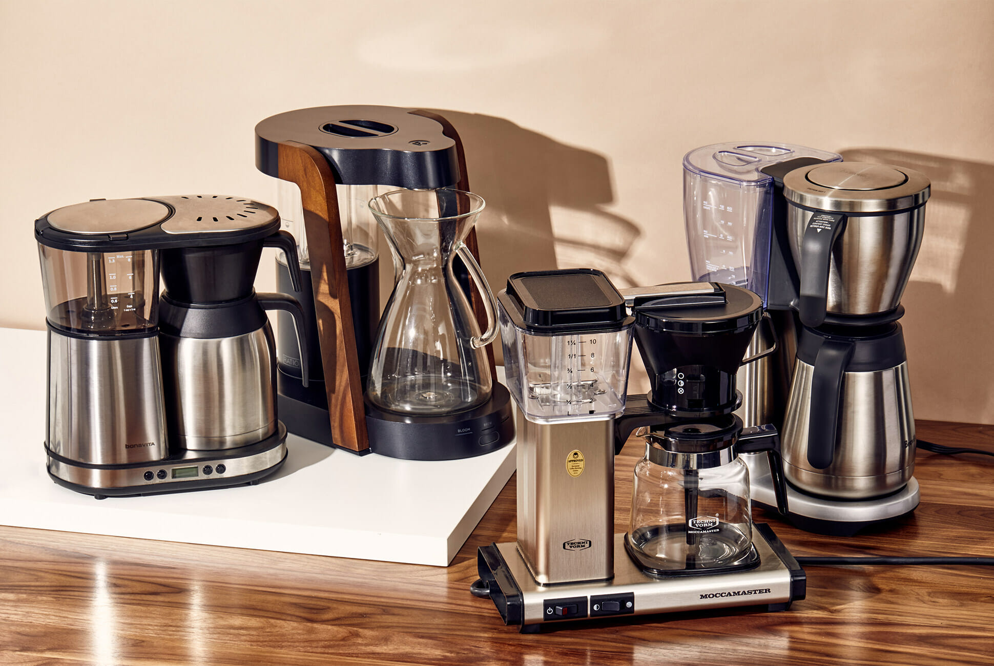 Cheap Vs High-End Coffee Makers