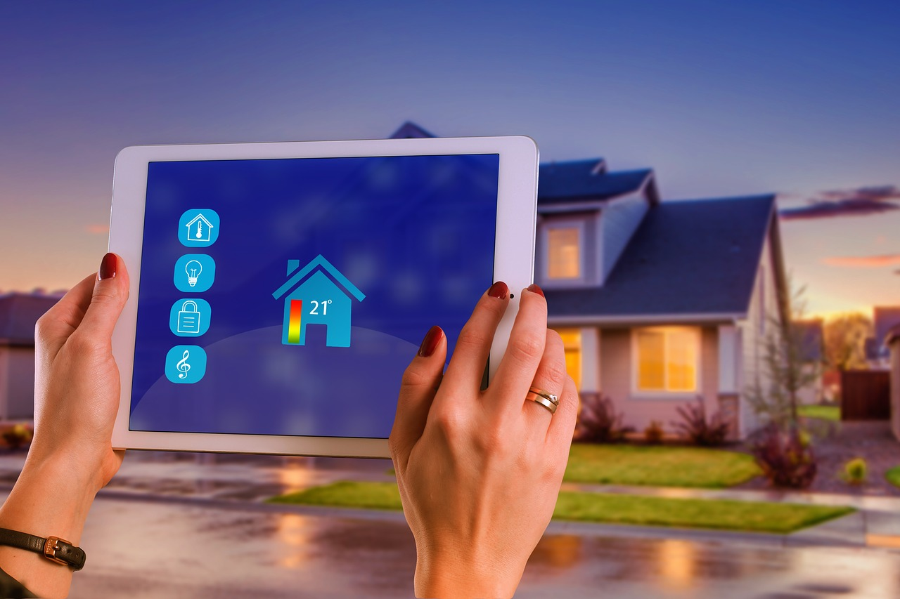Smart Technology for Your Home